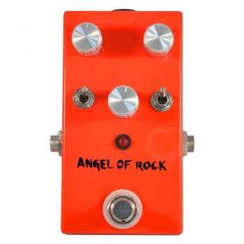 Angel of Rock Distortion Pedal Reverse