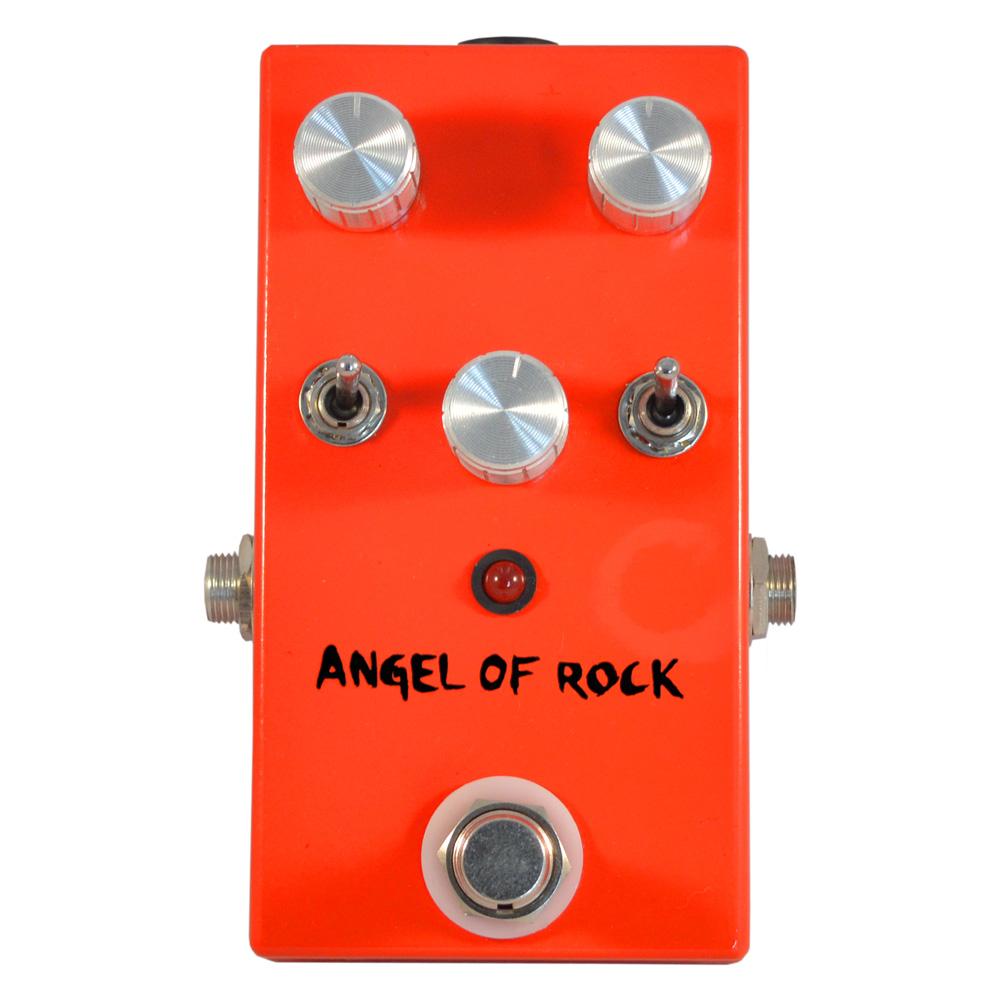 Angel of Rock Distortion Pedal Reverse