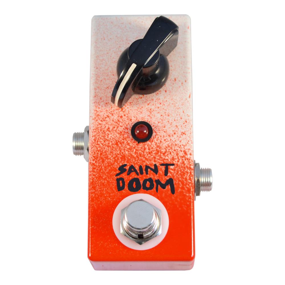 Saint Doom Fuzz Pedal