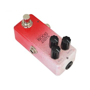 Saint Doom Fuzz pedal v2.0 Reverse