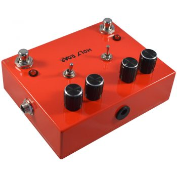 Holy Roar Distortion and Boost Pedal Reverse