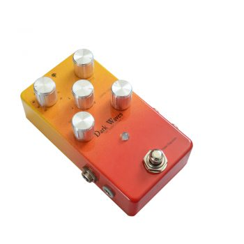 Dark Waves Tap Tempo Tremolo Pedal v2.0